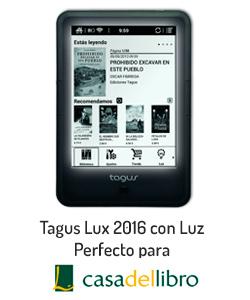 Tagus Lux Casa del Libro