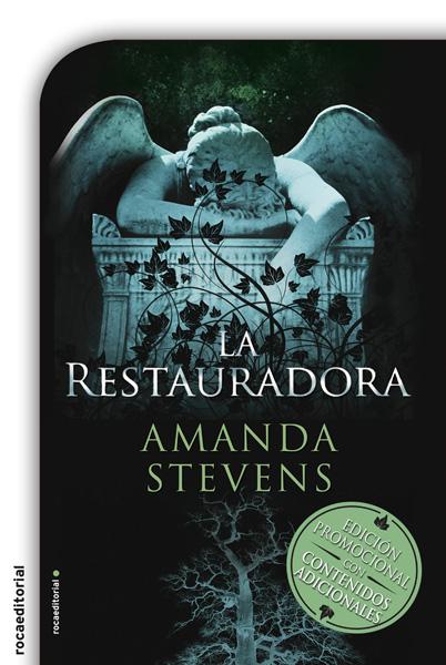 Descargar libro La restauradora - Amanda Stevens - Versión ePub
