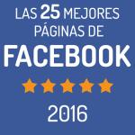 Las 25 mejores páginas de Facebook - Borja Girón